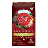 Purina ONE SmartBlend True Instinct Natural Grain-Free Formula with Real Chicken & Sweet Potato Adult Dry Dog Food – 3 lb. Bag For Sale