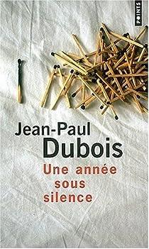 Une année sous silence par Dubois