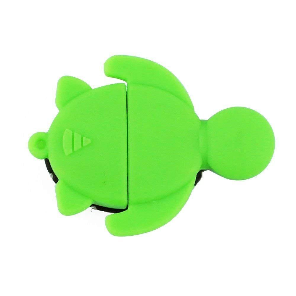 Novelty Tortoise Shape Design 16GB USB 2.0 Flash Drive Cute Memory Stick Sea Turtle Thumb Drive Data Storage Pendrive Cartoon Jump Drive Gift (tortoise-16GB) by QICAIHU (Image #4)