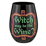 Stemless Wine Glass By Grasslands Road (Which Way to the Wine) by Grasslands Road