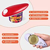 Electric Can Opener, Bicolourable Restaurant Can