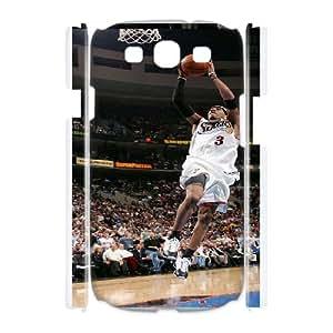 NBA star Curry, Kobe, James For Samsung Galaxy S3 I9300 Csaes phone Case THQ137571