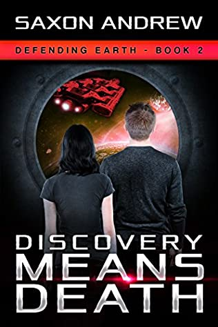 book cover of Discovery Means Death