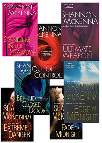 Shannon McKenna's McCloud Brothers Bundle (The Mccloud Brothers Series) cover