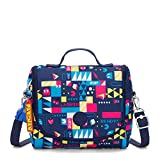 Kipling Kichirou Pac Man Lunch Bag Pacman Bts (Color: Pacman Bts, Tamaño: One Size)