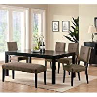 Venetian Worldwide Bayside II 2-Piece Dining Chairs Set