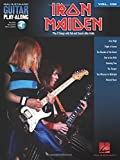 Guitar Play-Along Volume 130: Iron Maiden (Book/Online Audio) (Hal Leonard Guitar Play-Along)