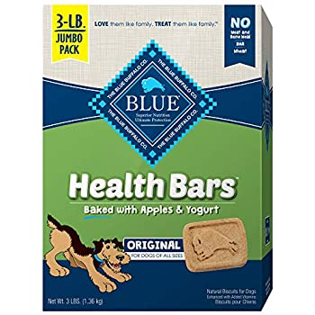 Amazon.com : Blue Buffalo Health Bars Natural Crunchy Dog