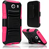 Samsung Galaxy Ace Style S765C Stardust s766c, EpicDealz Armor Series – Heavy Duty Dual Layer Holster Case Kick Stand with Locking Belt Swivel Clip For Samsung Galaxy Ace Style S765C Stardust s766c (Net 10, Tracfone, Straighttalk) + Mini Stylus Pen + Case Opener Review