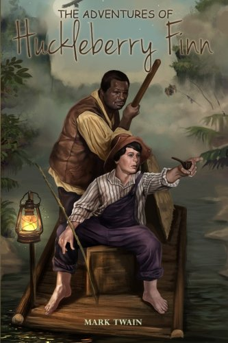 The Adventures of Huckleberry Finn: (Tom Sawyers Comrade) (Starbooks Classics Editions)