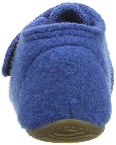 Living Kitzbühel Pirat Baby Jungen Lauflernschuhe Blau (victoria blue 558)