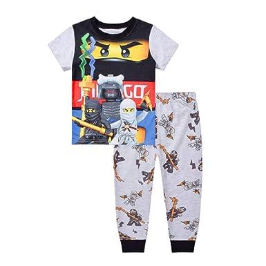Pijama 2 Piezas Lego Ninja 2019/2020: Amazon.es: Ropa y ...