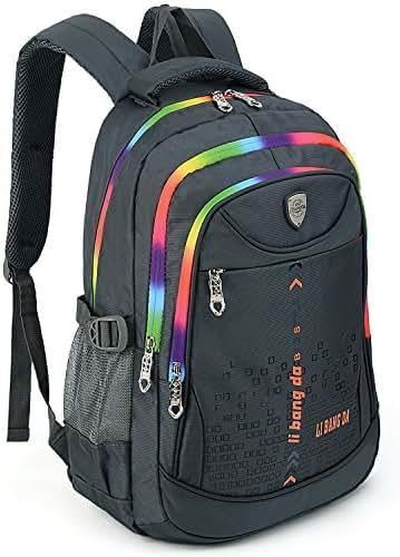 60bcedd2b01 19 bình luận. Từ Mỹ. UTO Backpack Nylon Child Teenager Rucksack Primary Junior  School Bookbag