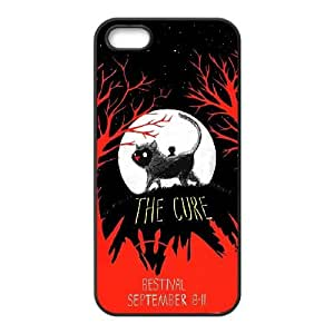 The Cure iPhone 4 4s Cell Phone Case Black MSY197782AEW