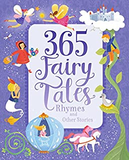 365 Fairytales Rhymes and Other Stories Parragon Books 9781474813709 Amazon.com Books  sc 1 st  Amazon.com & 365 Fairytales Rhymes and Other Stories: Parragon Books ...