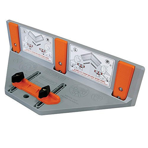 Bench Dog 10-027 Polymer Crown-Cut Crown Molding Cutting Jig