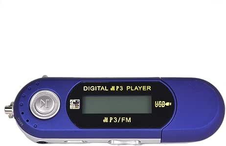 KESOTO 8GB MP4 MP3 Music Media Video Player Slim LCD FM-Radio Recorder EBook UK