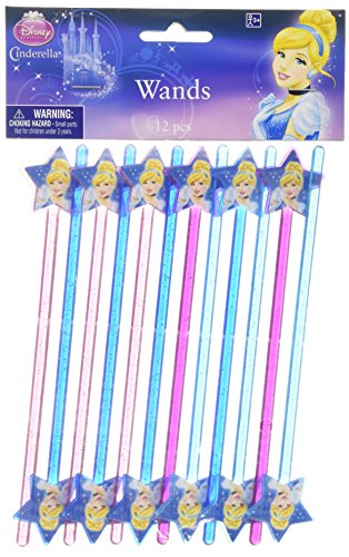 Disney Cinderella Magic Wand Birthday Party Favour (12