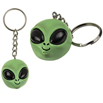 OOTB Llavero de Alien Head, Zona 51, Roswell: Amazon.es ...