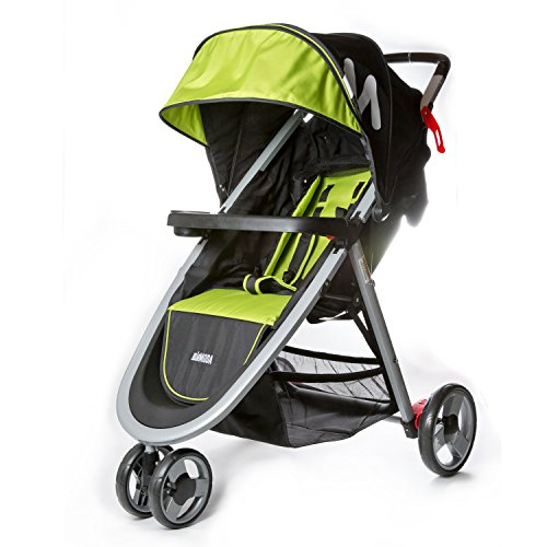 Mia Moda Elite Lightweight Stroller, Green