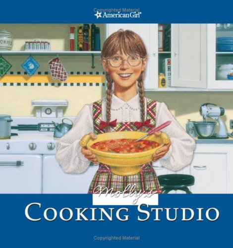 Molly's Cooking Studio (American Girl Collection)