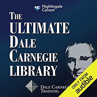 Amazon com: The Ultimate Dale Carnegie Library (Audible Audio