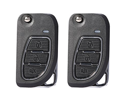 how to find a lost keyless entry car key