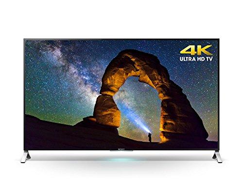 Sony XBR55X900C 55-Inch 4K Ultra HD 3D Smart LED TV (2015 Model)