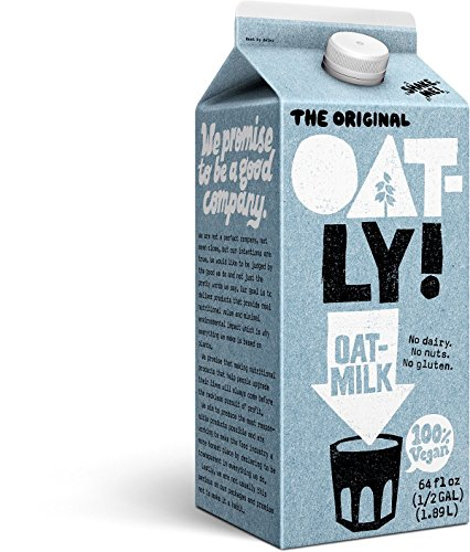 Top 10 best oatly oatmilk: Which is the best one in 2019?