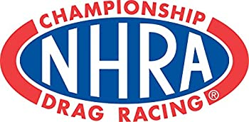 """NHRA Championship Drag Racing Small Decal is 2"""" x 3"""" with from the United States"""