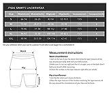 Niksa 3Pcs Men's Athletic Underwear Sport