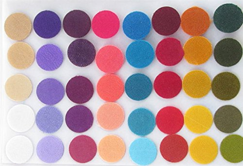 Amazon com plain colored 160 round bindis pack indian bindis body stickers art indian body art polka dots bindi big round bindi stickers bindi packs