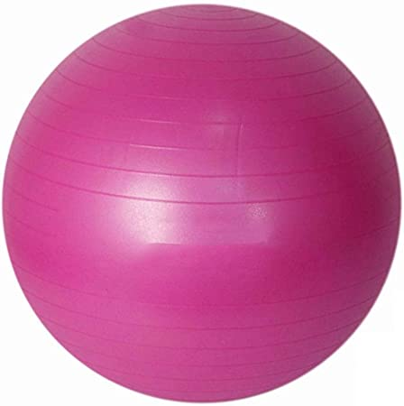 Amazon.com: WJL - Pelota de fitness para yoga, antibrotes ...