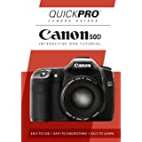 Canon 50D Instructional DVD by QuickPro Camera Guides