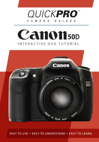 (Canon 50D Instructional DVD by QuickPro Camera)