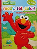 Best Sesame Street Book Of Colors - Sesame Street Ready, Set, Color! Coloring and Activity Review