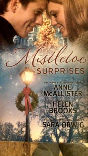 book cover of Mistletoe Surprises