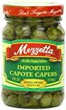 Mezzetta Capers, Capote, 4 Ounce (Pack of 12)