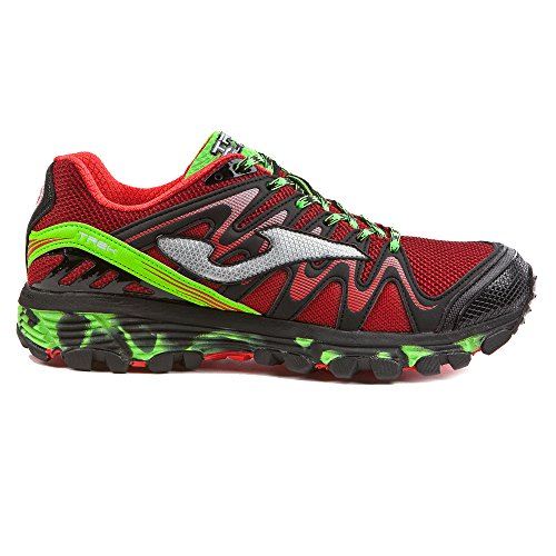 Joma - Zapatillas para correr en montaña de Material Sintético para hombre rojo rojo