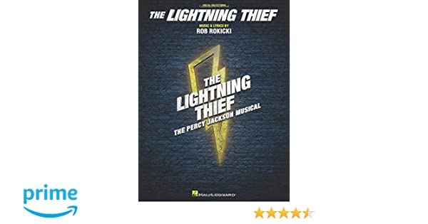 The Lightning Thief: The Percy Jackson Musical - Vocal