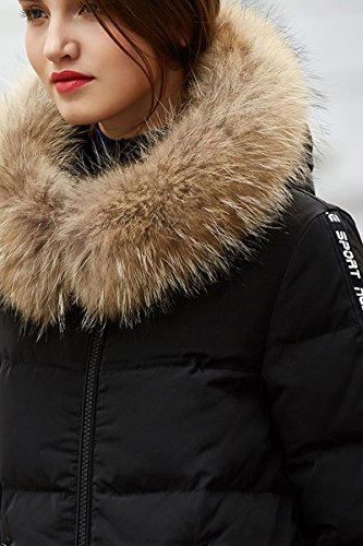 Generic Bosideng_street_personalized_letter_ commuter simple _tops_ down jacket Women longer_section_1601540 by Generic (Image #2)