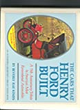 The Cars That Henry Ford Built, Beverly R. Kimes, 0915038080
