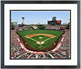 "Angel Stadium Los Angeles Angels MLB Photo (Size: 22.5"" x 26.5"") Framed"