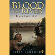 Blood on the River Audiobook by Elisa Carbone Narrated by Bryan Kennedy
