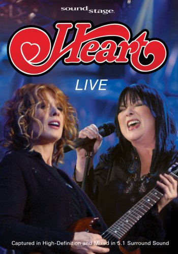Soundstage Presents: Heart Live by E1 ENTERTAINMENT