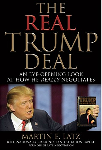 The Real Trump Deal: An Eye-Opening Look at How He Really Negotiates by Brisance Books (Image #1)