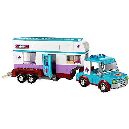 Review LEGO 41125 Horse Vet