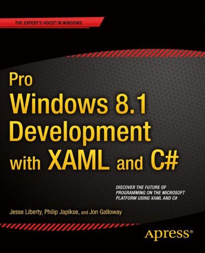 Download Pro Windows 8.1 Development with XAML and C# Pdf