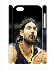 Design Retro Player Pattern Anti Slip Phone Cover for Iphone 5C