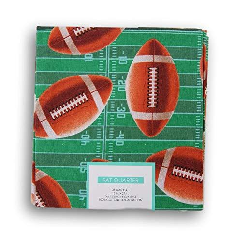 Waverly Inspirations Fat Quarters - Football
